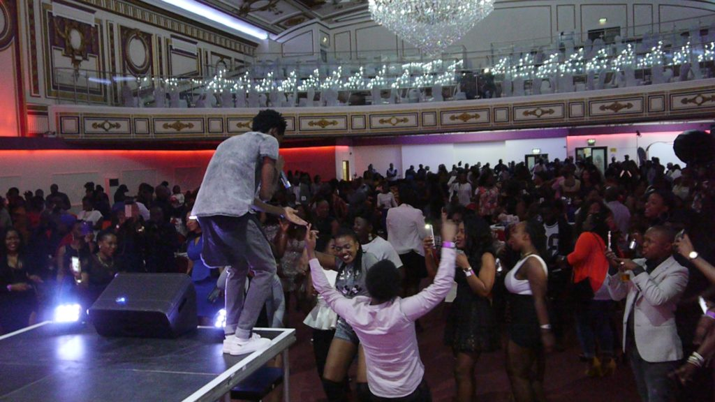 The Nva Kampala London Show at the royal regency Hall in London was sold out On 30Th April Thanks to the fans
